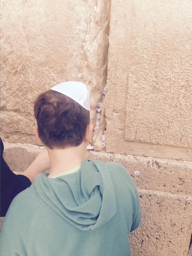 Israel-D2-kotelnotes